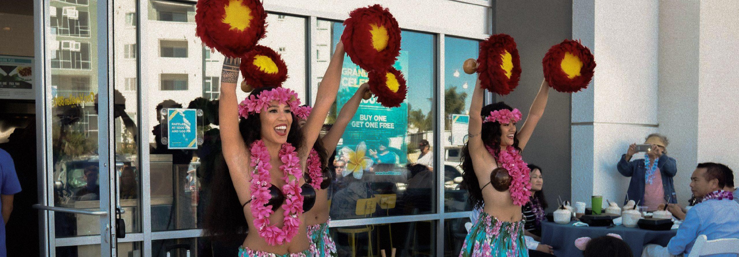 Spread the Aloha!